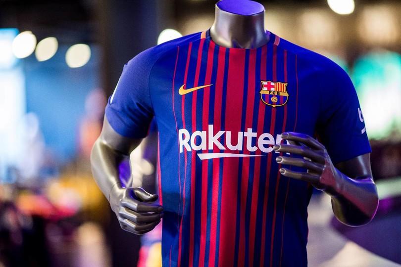 Tercera equipación Nike de FC Barcelona 2019-20 - Todo ...