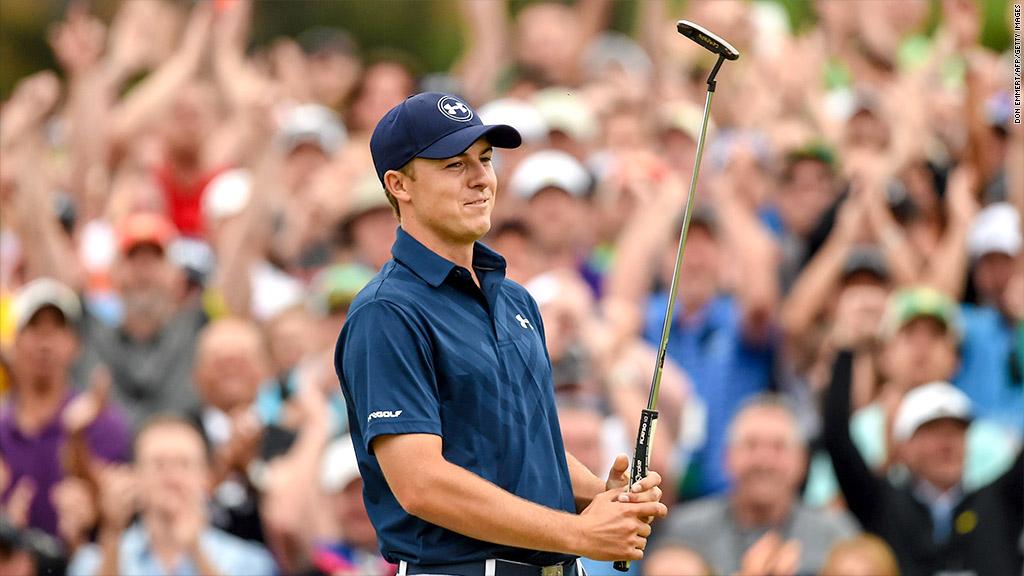 Golf Spieth